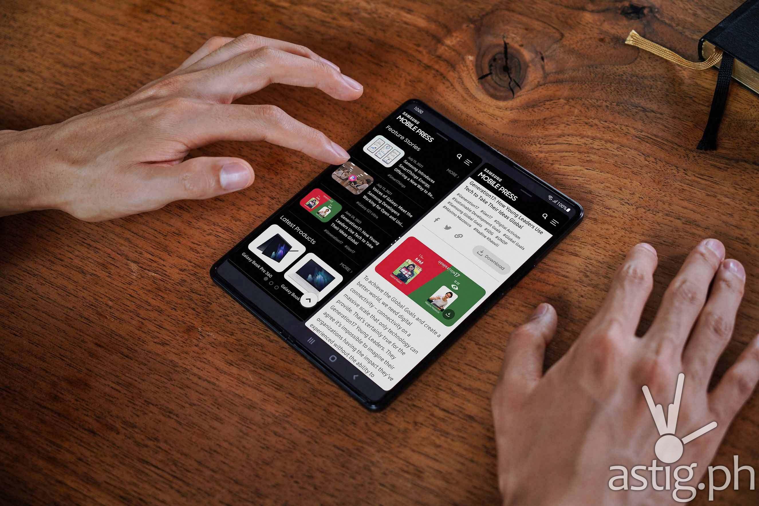 Samsung Galaxy Z Fold3 5G (Philippines)
