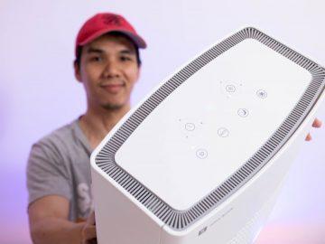 realme TechLife Air Purifier review thumbnail