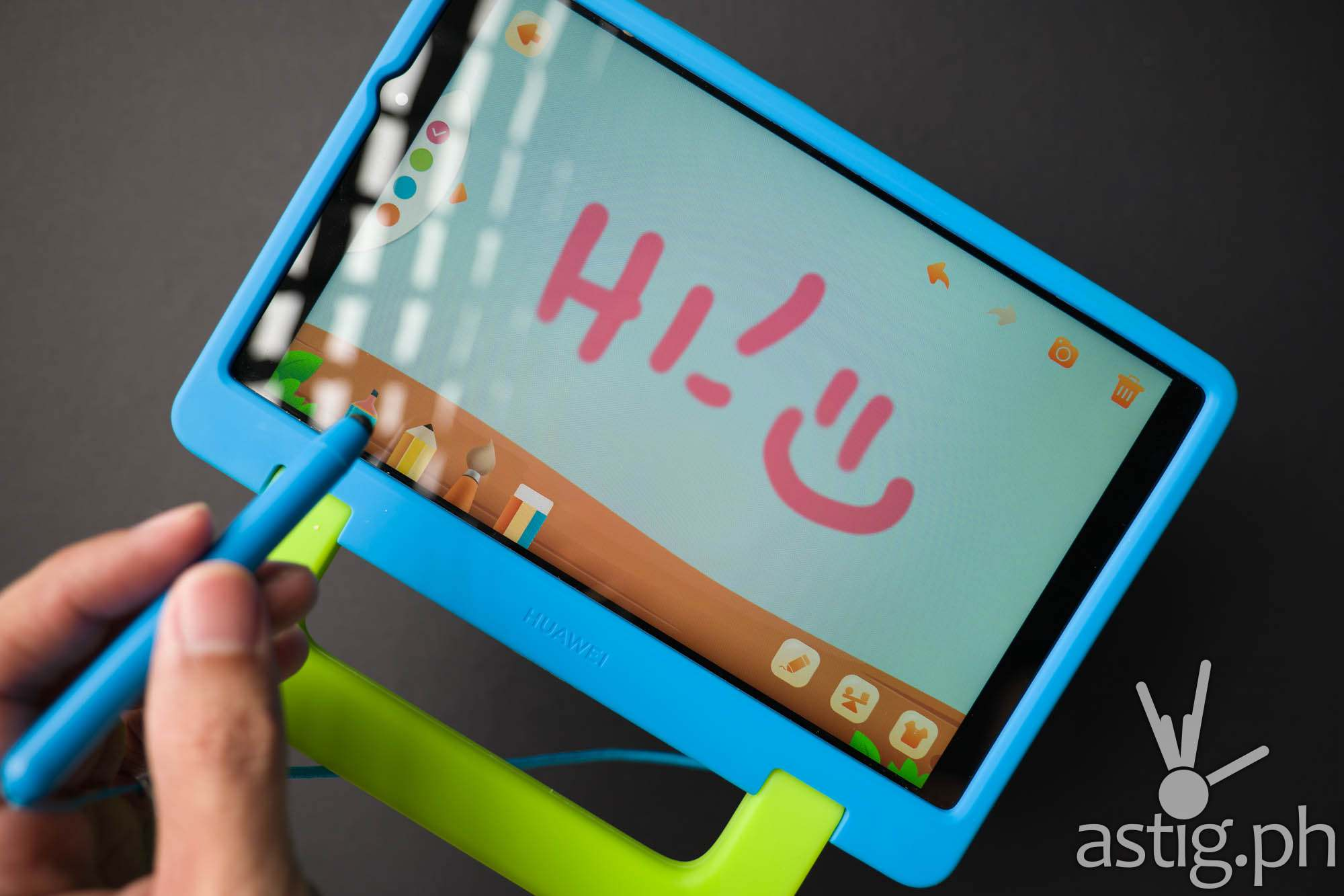 Drawing App - HUAWEI MatePad T Kids Edition (Philippines)