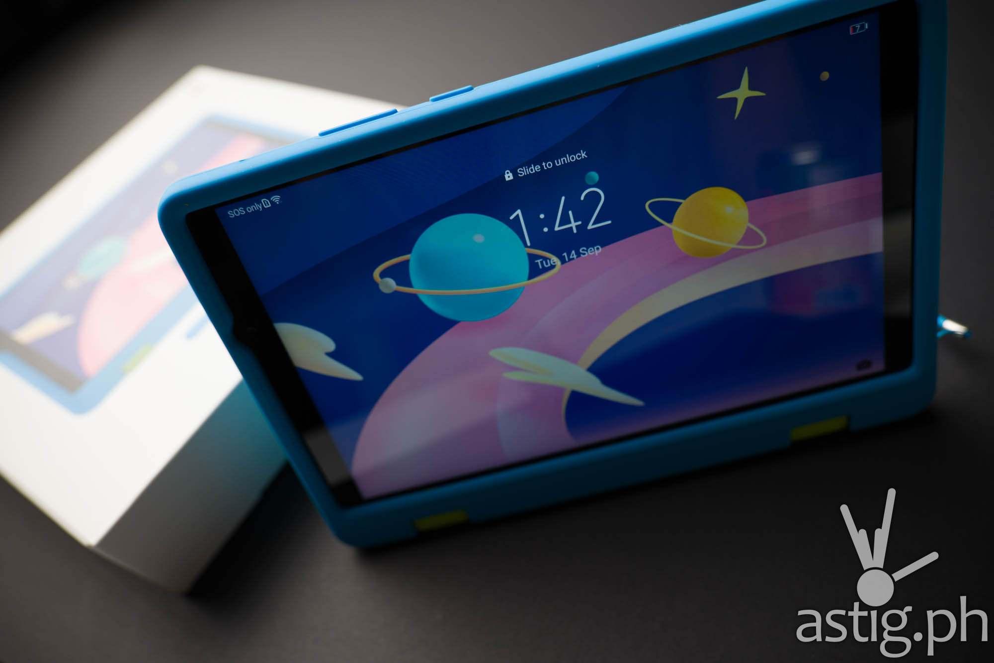 Diagonal top - HUAWEI MatePad T Kids Edition (Philippines)