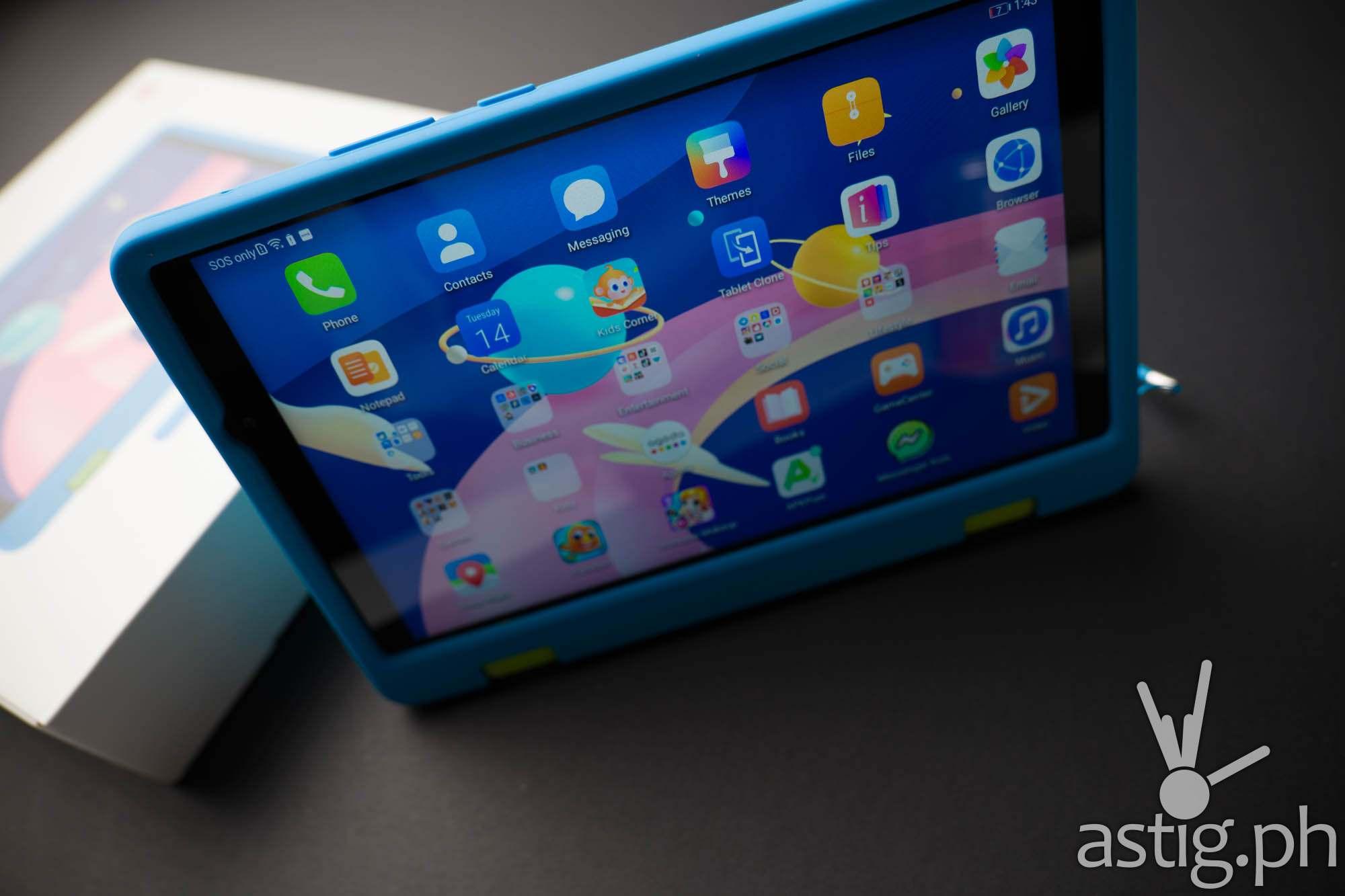 Diagonal - HUAWEI MatePad T Kids Edition (Philippines)