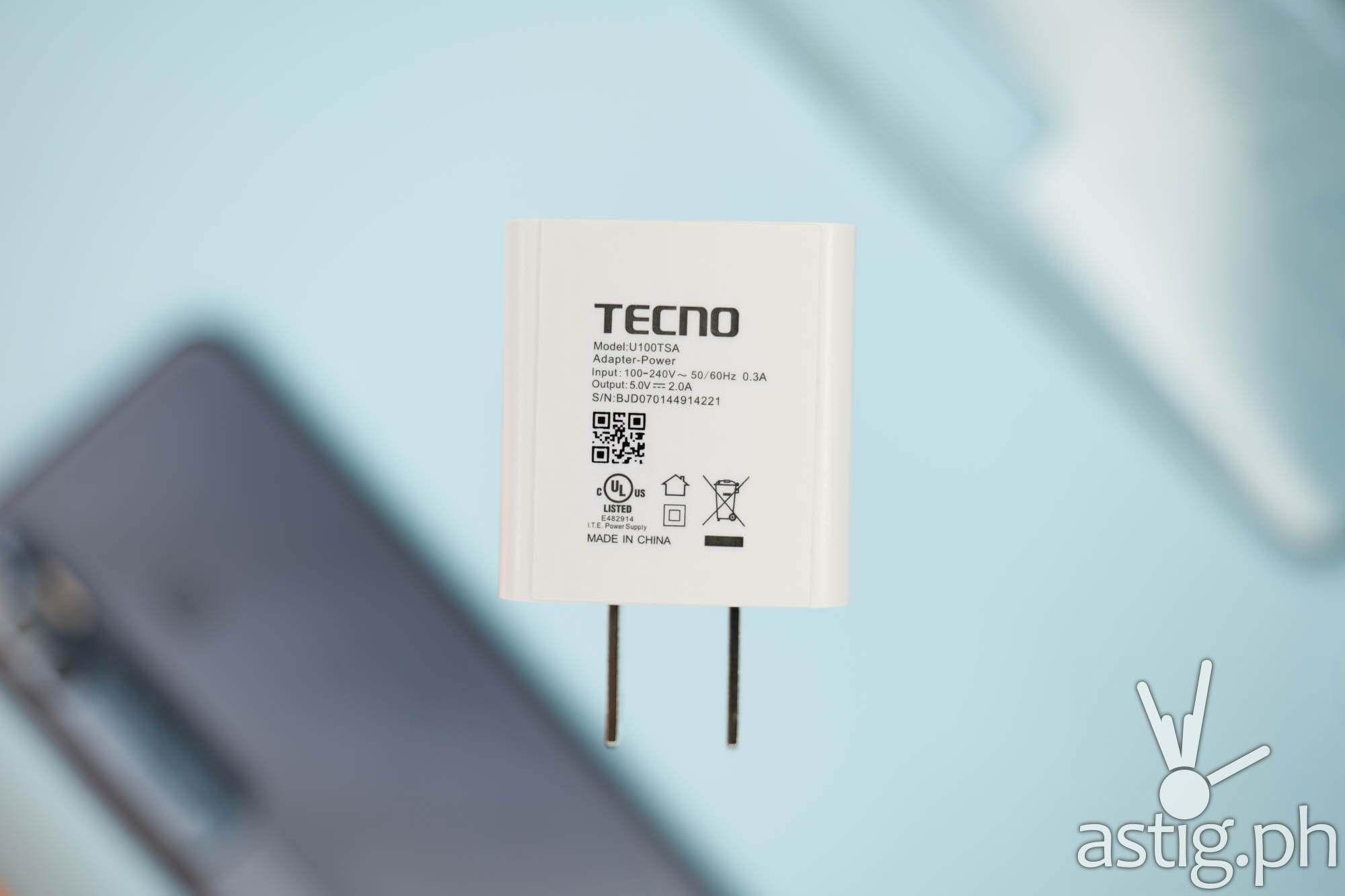 PSU - TECNO Spark 7 Pro