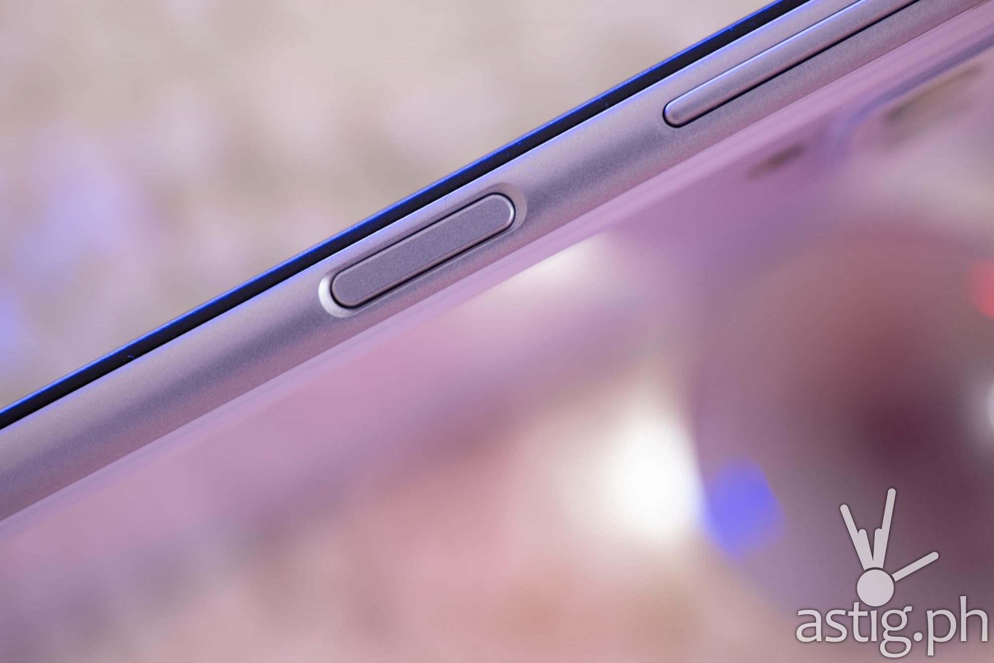 Power button with fingerprint scanner - Samsung Galaxy A22 (Philippines)