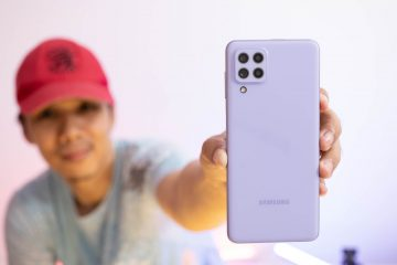 Review thumbnail - Samsung Galaxy A22 (Philippines)