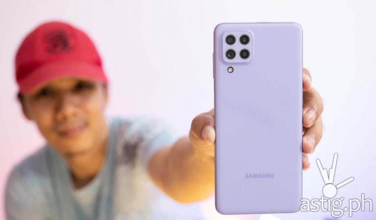 SAMSUNG Galaxy A22 5G review: Budget gateway to the Samsung ecosystem!