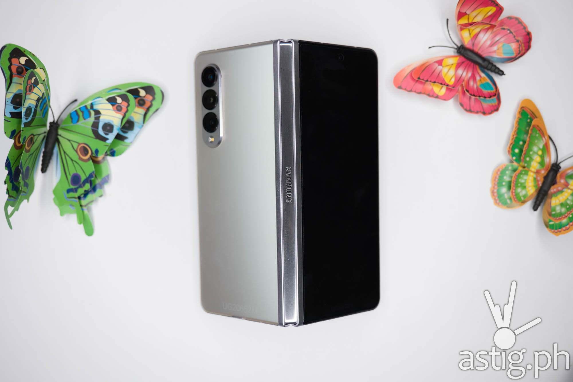Back - SAMSUNG Galaxy Z Fold3 5G (Philippines)