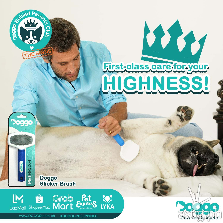 Doggo Slicker Brush
