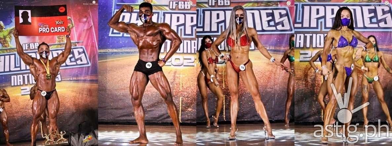 IFBB Winners Philippines 2021