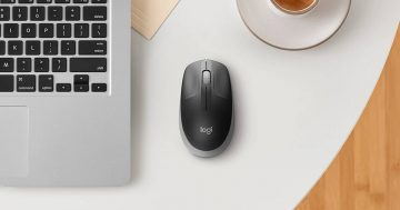 Logitech m190 m191 Wireless Mouse