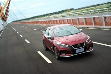 The All-New Nissan Almera