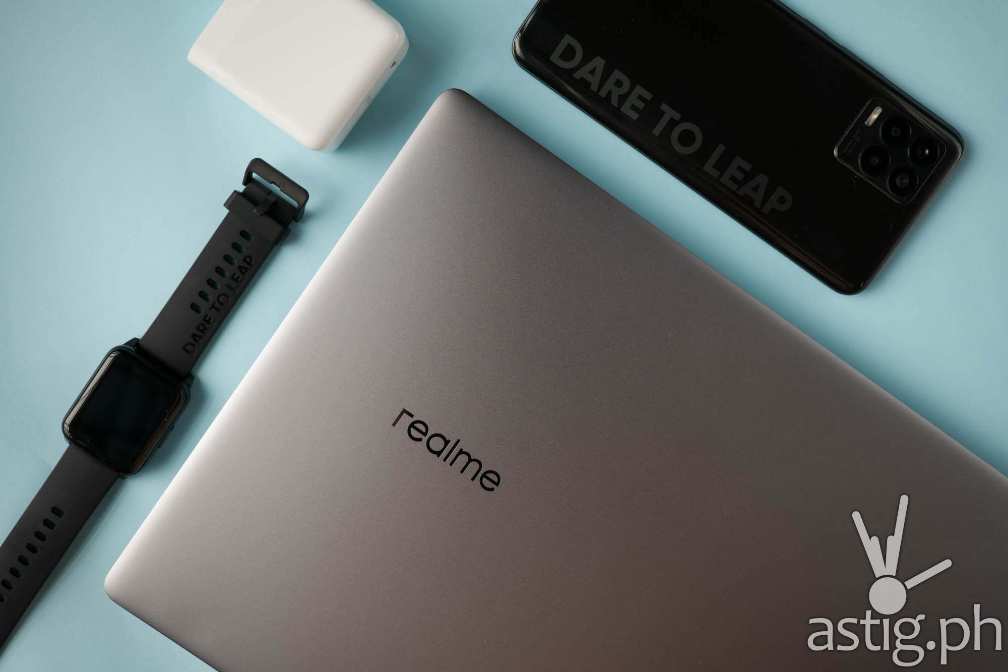 realme Book charger watch phone - realme Book (Philippines)